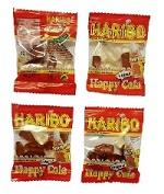 Miniposer Haribo - 100 stk. Happy Cola
